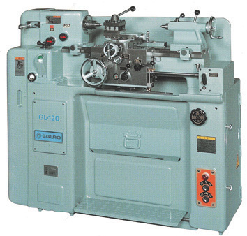 Small precision high speed lathe GL-120